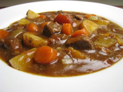The Bachelor's Kitchen » Easy Weekend Beef Stew