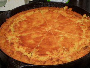 Ma Johnson's Southern style cornbread