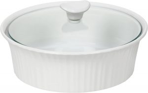 Casserole Dish from Corningware.