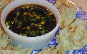 Chinese Dumpling Sauce.